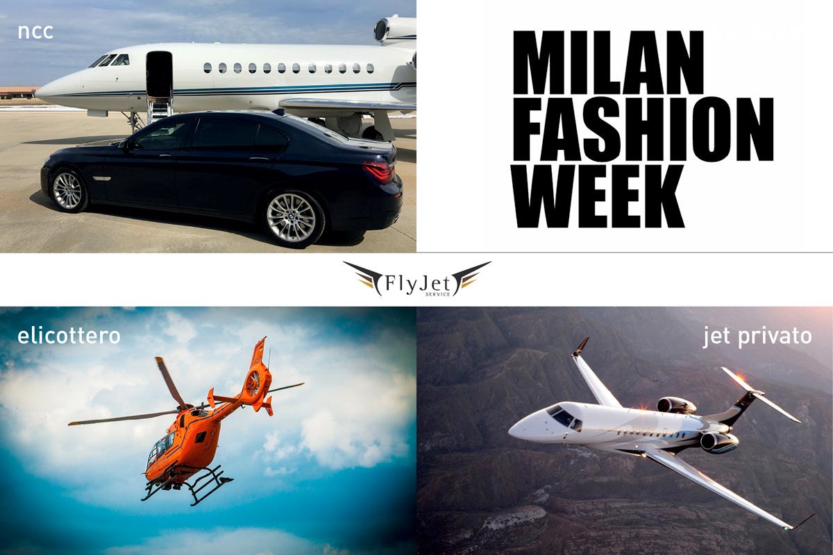 Elicottero Milano : Milano fashion week fly jet service