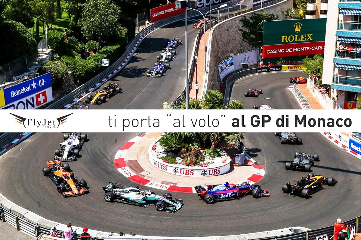 Circuito Monaco : Gp di monaco fly jet service