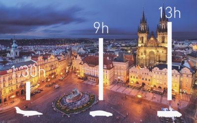 Vola a Praga con Fly Jet Service