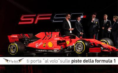 Formula 1: raggiungi tutti i circuiti in jet privato