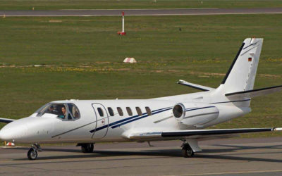 Cessna Citation CJ2, light jet da 11 passeggeri