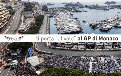 GP di Monaco: raggiungilo in jet privato con Fly Jet Service