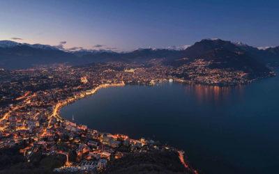 Tour di Lugano in elicottero