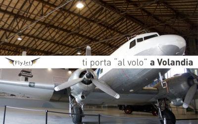 Volandia, parco museo dedicato alla storia dell'aviazione italiana