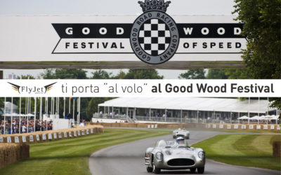 Goodwood Festival of Speed: raggiungilo in jet privato con Fly Jet Service