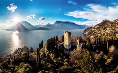 Tour Lago di Como in elicottero