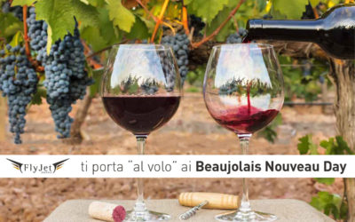 Beaujolais Nouveau Day con Fly Jet Service