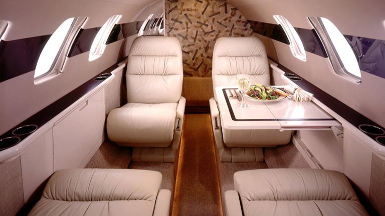 Cessna Citation Jet_CJ1_CJ1+ int pic_tcm128-4338