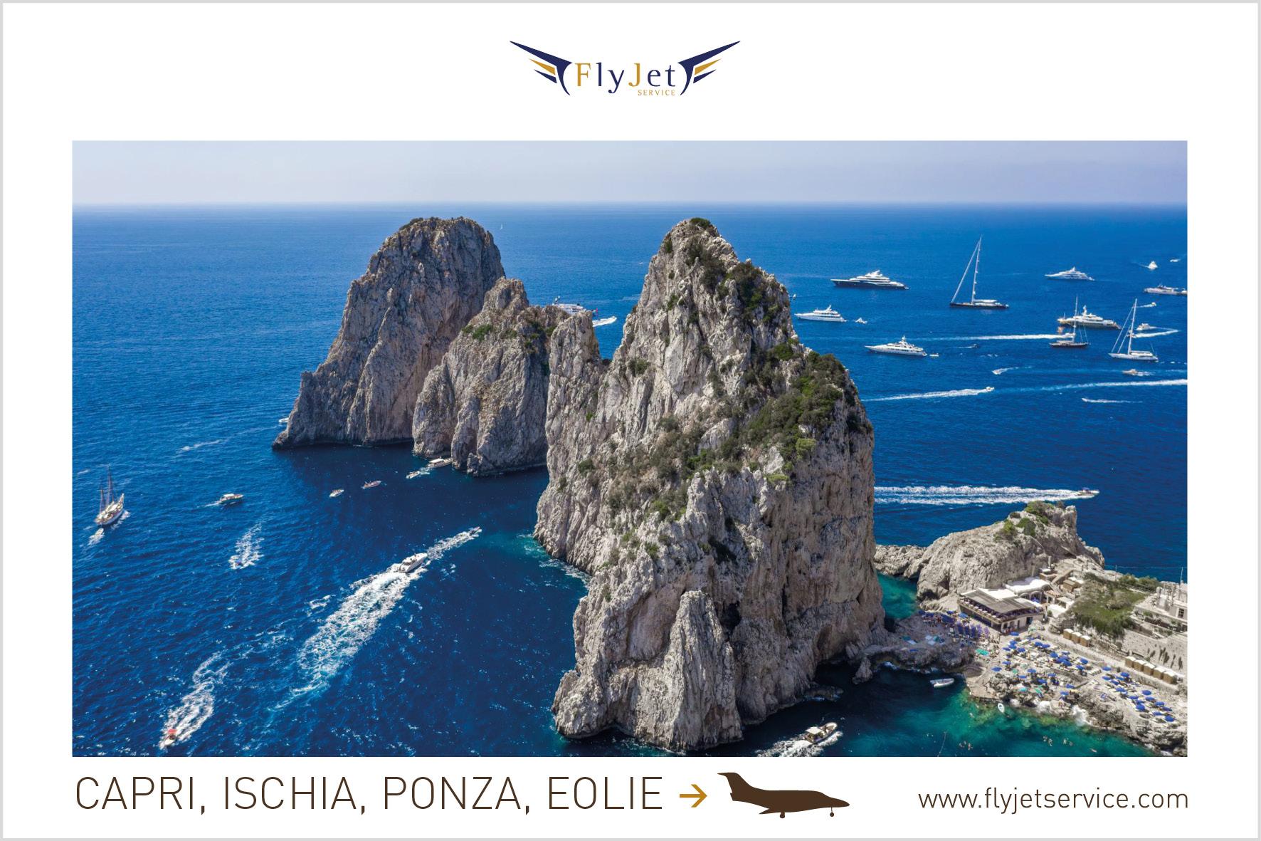 Le isole Italiane si preparano al meglio per un'estate sicura e divertente, tu preparati prenotando in anticipo il volo in jet privato.