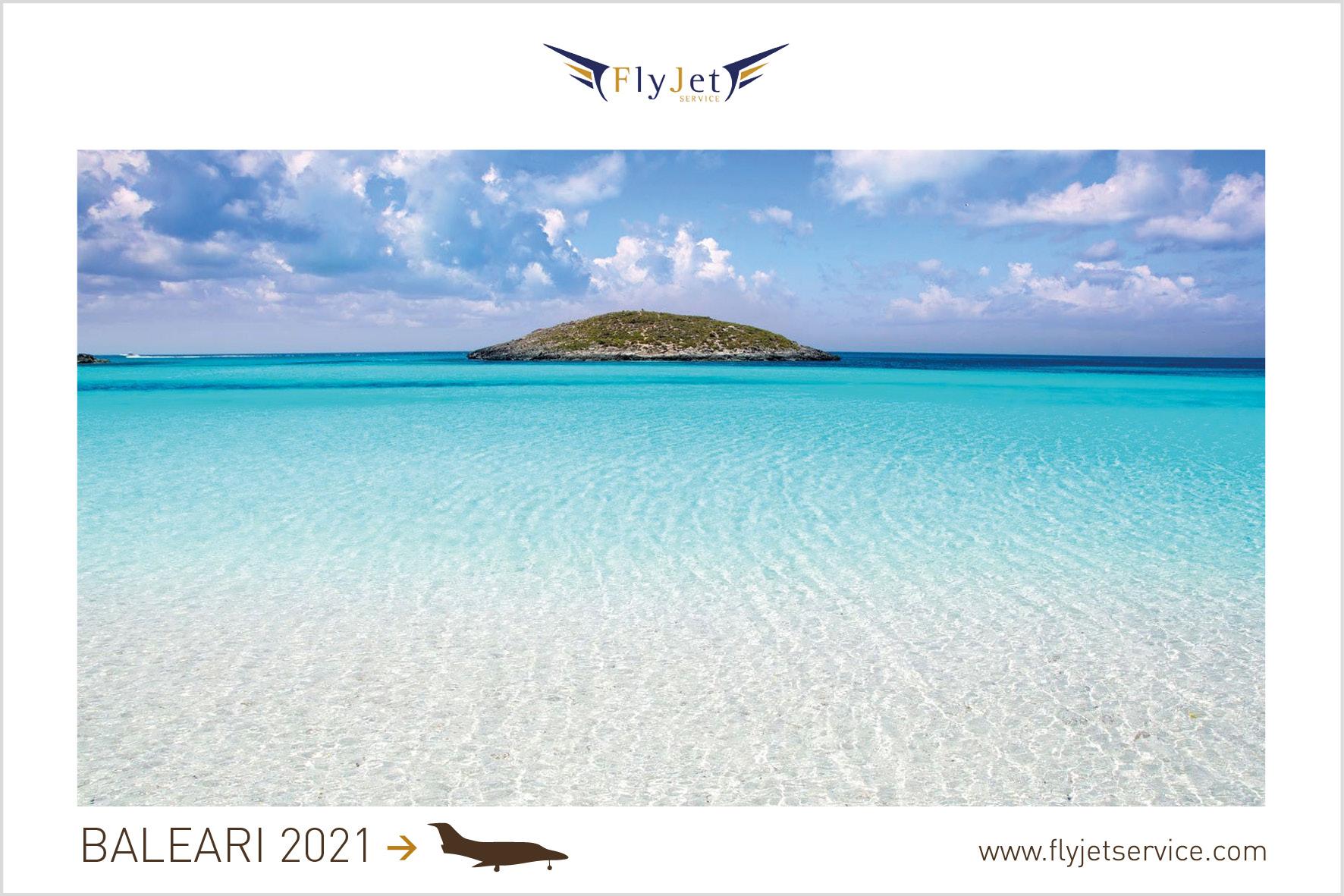 Le isole Baleari si preparano al meglio per un'estate sicura e divertente, tu preparati prenotando in anticipo il volo in jet privato.