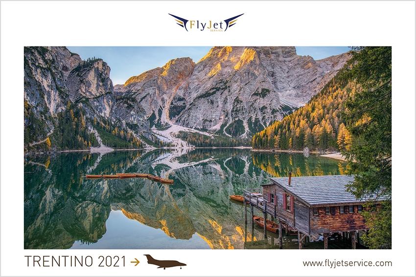 Il Trentino si prepara al meglio per un'estate sicura e divertente, tu preparati prenotando in anticipo il volo in jet privato.