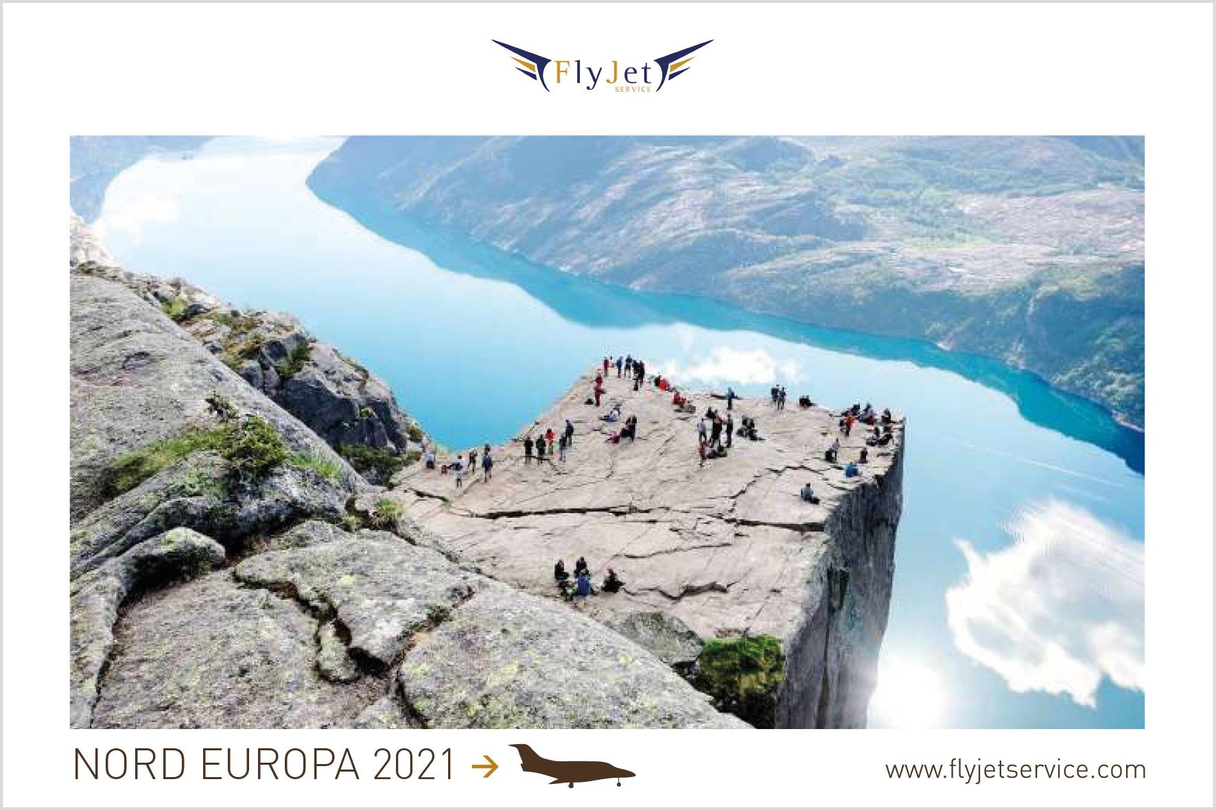 Il nord europa si prepara al meglio per un'estate sicura e divertente, tu preparati prenotando in anticipo il volo in jet privato.